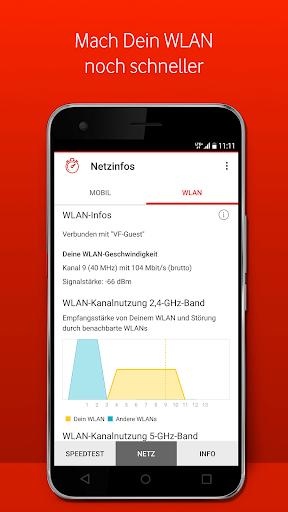 Vodafone SpeedTest 10.0.0 screenshots 5