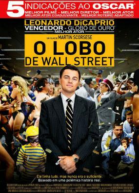 Filme Poster O Lobo de Wall Street R5 XviD Dual Audio & RMVB Dublado