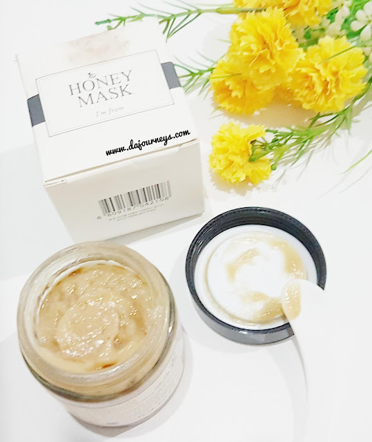 Review I'm From Honey Mask