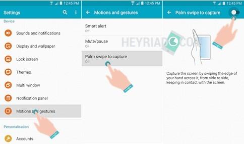 merupakan tingakatan dari seri sebelumnya yakni A Cara Screenshot Samsung Galaxy A5 2017 Tanpa Menekan Tombol