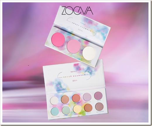 Zoeva Sweet Glamour