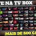 BAIXAR NOVO APP DE ASSISTIR CANAIS de TV na TV BOX e no ANDROID • 2021/GRATUITO