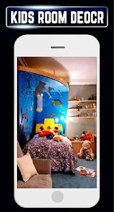 Kids Bedroom Decorations Designs DIY Home Ideas - náhled