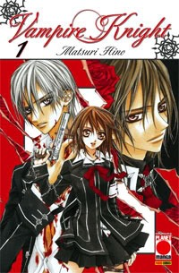 Vampire Knight (cover vol.1)