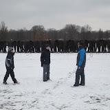 Cytadela-gry terenowe w zimowej aurze