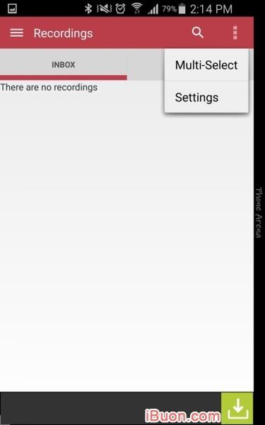 Ảnh mô phỏngTải Automatic Call Recorder - Ghi âm cuộc gọi cho Android - Ghi-am-cuoc-goi-tren-Android-3