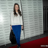 WWW.ENTSIMAGES.COM -   Rosie Fortescue arriving at  Very First To Awards  5 Cavendish Square London January 9th 2013                                                      Photo Mobis Photos/OIC 0203 174 1069