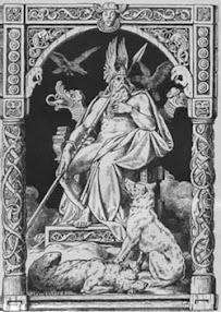 Cover of Mark Mirabello's Book La Hermandad de Odin In Spanish