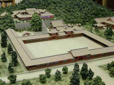 鶴岡八幡宮模型