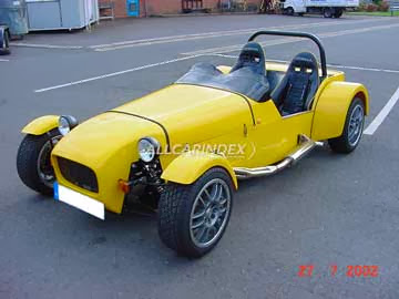 Worlds Largest Automobile Encyclopedia All Car Index - Xanthos sports cars