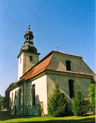 Kościół w Ręszowie