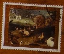 timbre Congo 002