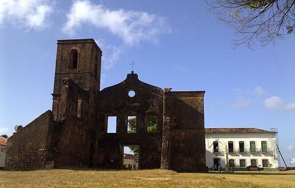 Matriz de São Matias - Alcantara, Maranhao, foto: Raimundo Osvaldo Vieira