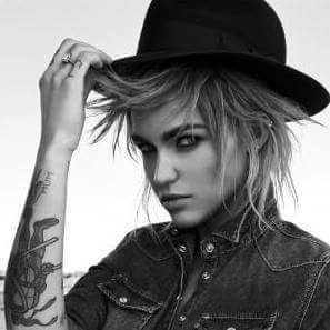 Ruby Rose Awesome Dp Images