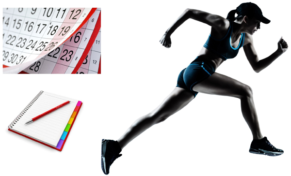 Planificación para maratón