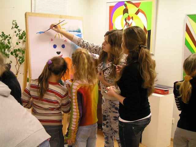 Kunstiosakonda sisseastunud laste pühitsemine - PB100341.JPG
