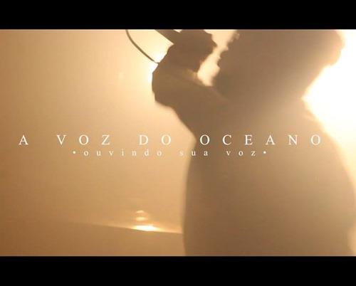 a voz do oceano