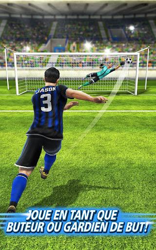 Football Strike - Multiplayer Soccer  captures d'u00e9cran 8