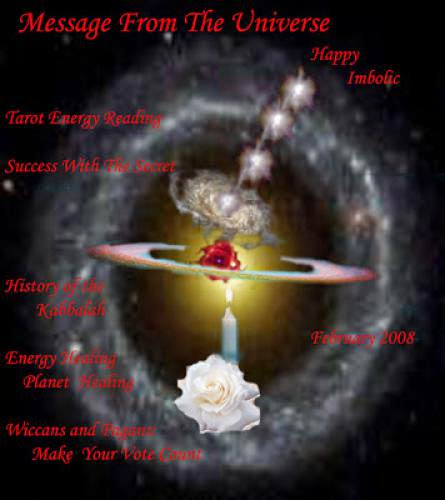 Messages From The Universe A Free Spiritual Ezine