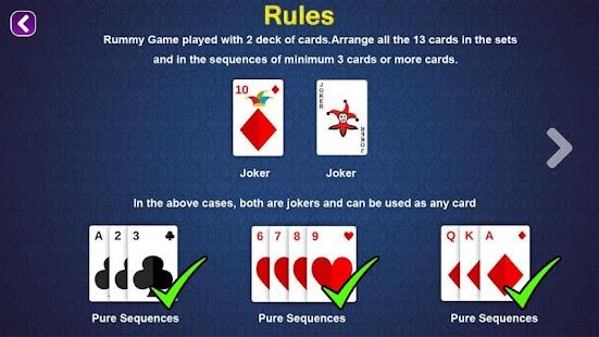 Rummy offline King of card game - náhled