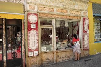 Photo: Le Puy (magasin de dentelle)