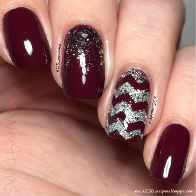 Urban Outfitters Swatch Review Marsala 25 Sweetpeas