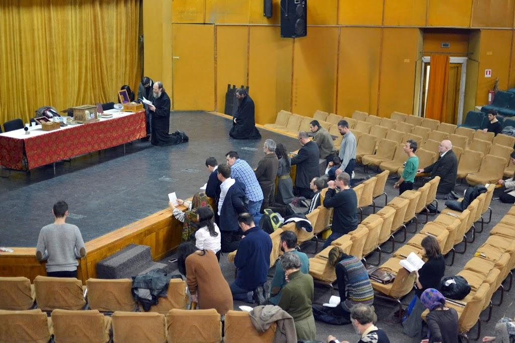 090 Avva Justin Parvu si Sfintii inchisorilor (Teatrul Luceafarul, Iasi, 2014.03.19)