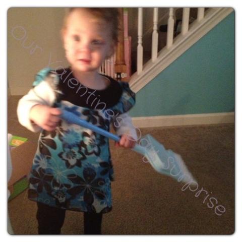 Cleaning, Sweep the floor, Dusting, Dust Bunnies