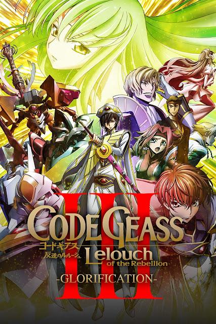 Code Geass: Lelouch of the Rebellion III – Glorification