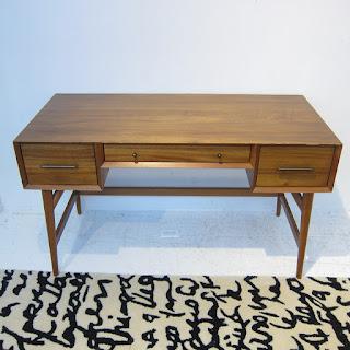 Mid-Century Inspired Desk