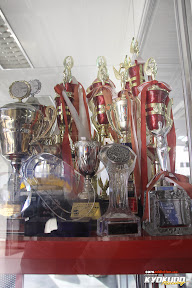 Spoon trophies