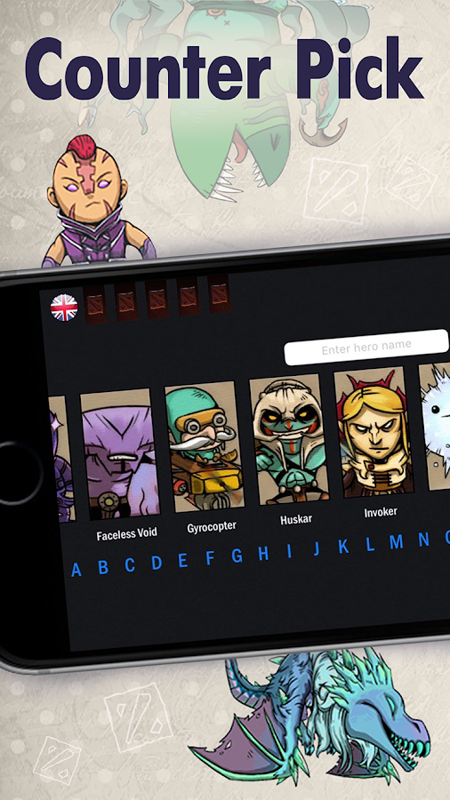 picker for dota 2 heroes android apps on google play