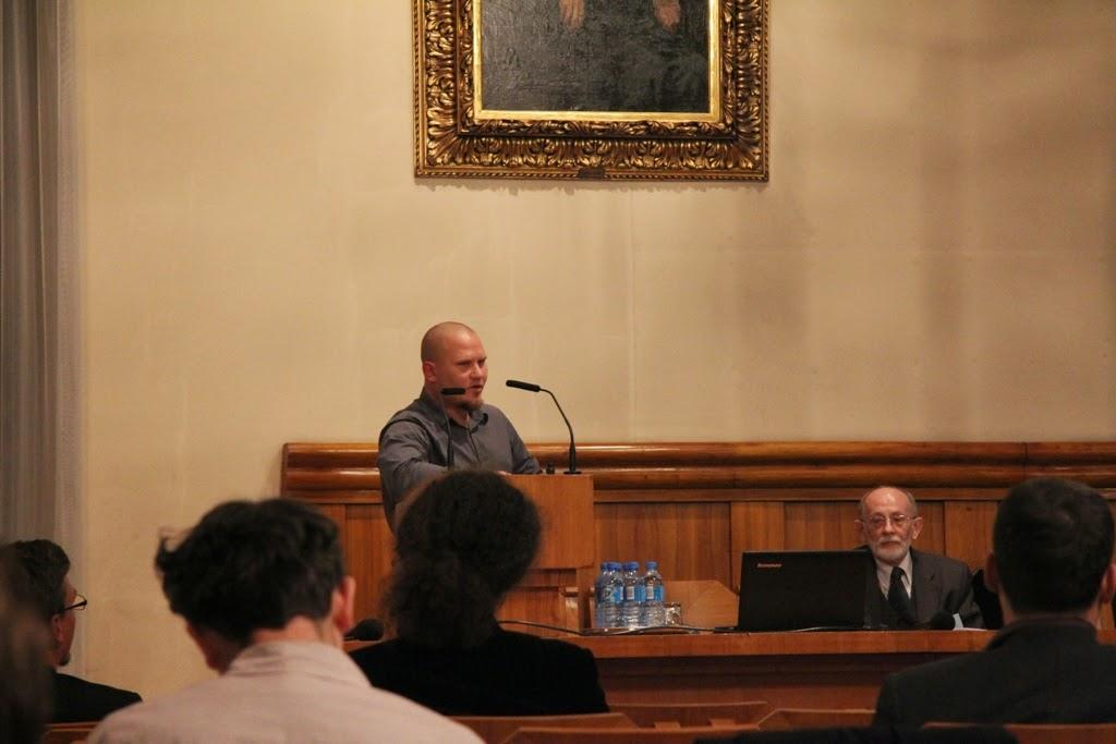 Konferencja Metody geofizyczne w archeologii polskiej (fot. J. Karmowski, K. Kiersnowski) - geof%2B%252848%2529.JPG