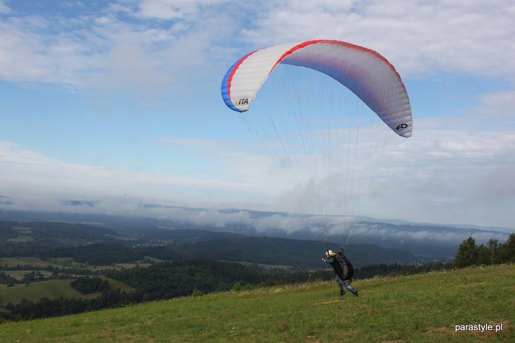 Szkolenia paralotniowe Lipiec 2012 - IMG_4010.JPG