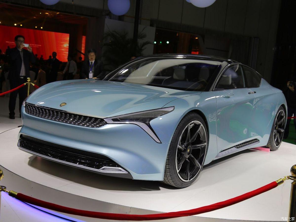 Urano Concept / 绿驰汽车 天王星