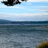Alert Bay to Comox; end of the voyage