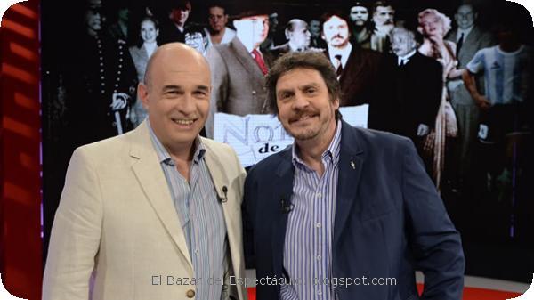 Horario noticias de ayer serie tvp con felipe pigna Noticias de espectaculos argentina