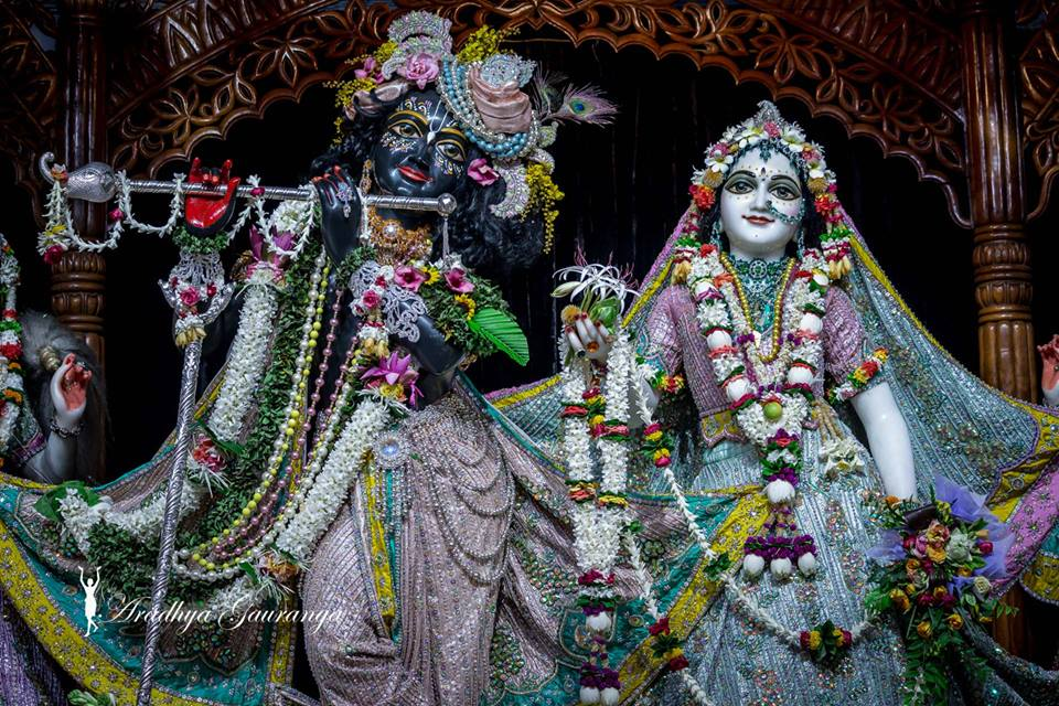 ISKCON Mayapur  Deity Darshan 22 July 2016 (4)