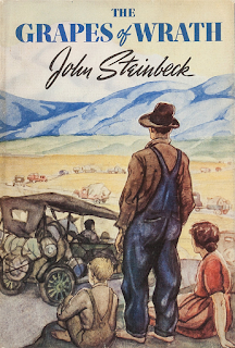 The Grapes of Wrath by John Steinbeck reviewed by Rob McInroy