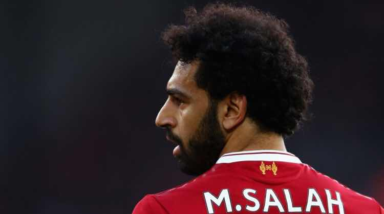 Salah becomes the African player with the most seasonal goals in the Premier League