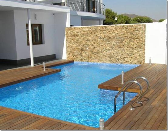 Fotos de piscinas peque as 18 for Piscinas pequenas en jardines pequenos