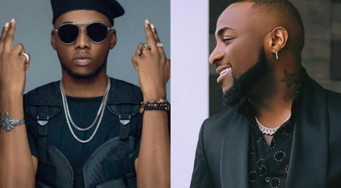 Davido Accused Of Stealing Hit Song ''Jowo'' From Victor AD