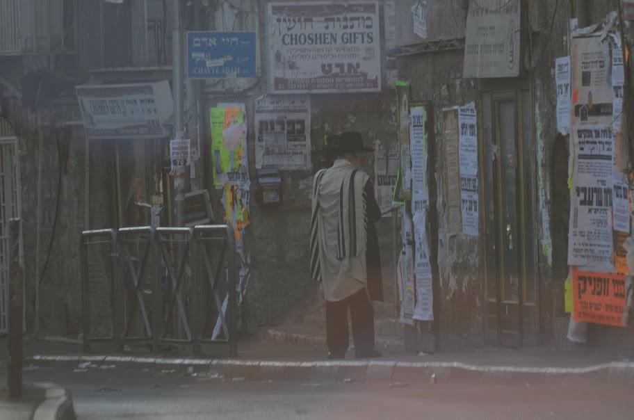 Žydų ortodoksų kvartalas
