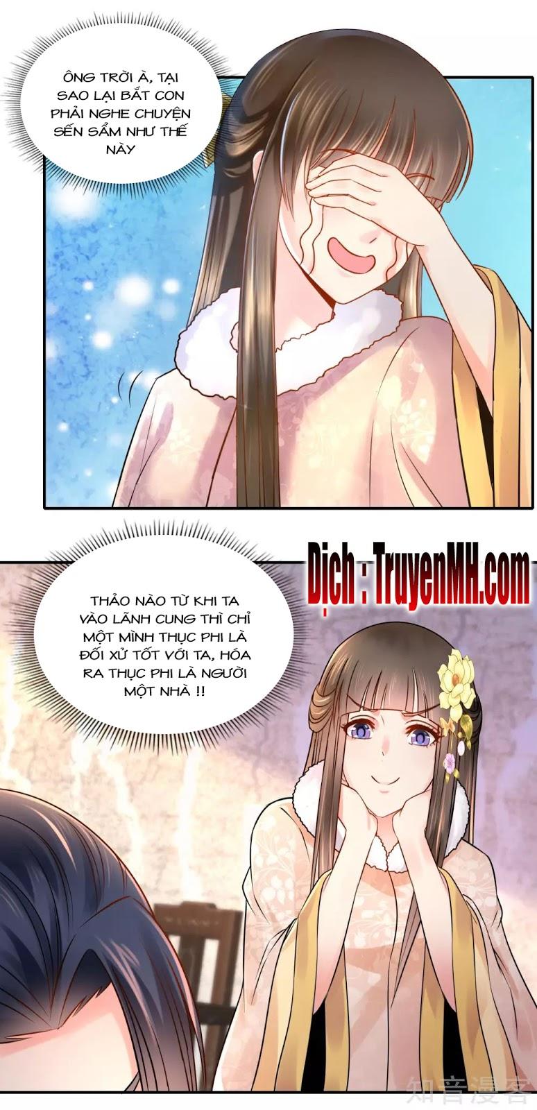 Lãnh Cung Phế Hậu Muốn Nghịch Thiên chap 54 - Trang 7