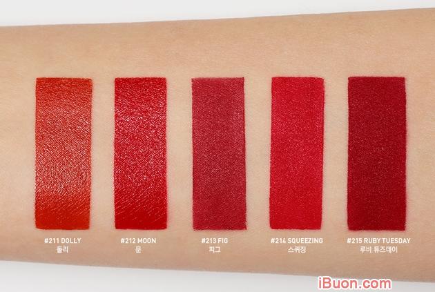 TOP 5 Thỏi son màu đỏ Hàn Quốc có giá bình dân được ưa chuộng nhất + Hình 16