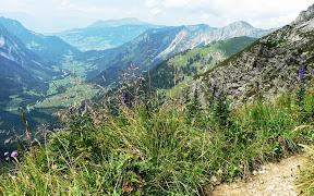 hintere Schafwanne Kugelhorn Tour Willersalpe Schrecksee Allgäu Hindelang primapage