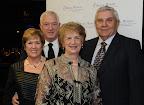 Carol and Joe Sanders; Mary K. and Jim Martin