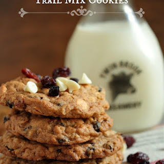 Four Seasons Famous Trail Mix Cookies