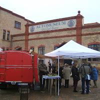2014/12 VISITA MUSEUM CARL BENZ (LADENBURG)