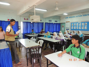 Water Conservation Programme for Schools in Malaysia (CrE)